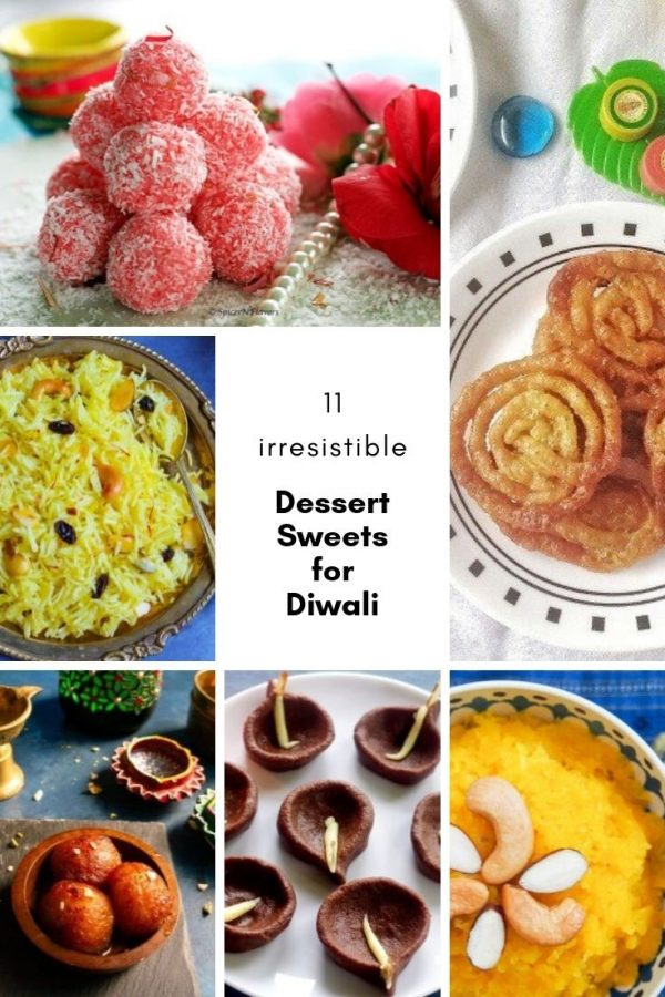 Dessert Sweets for Diwali