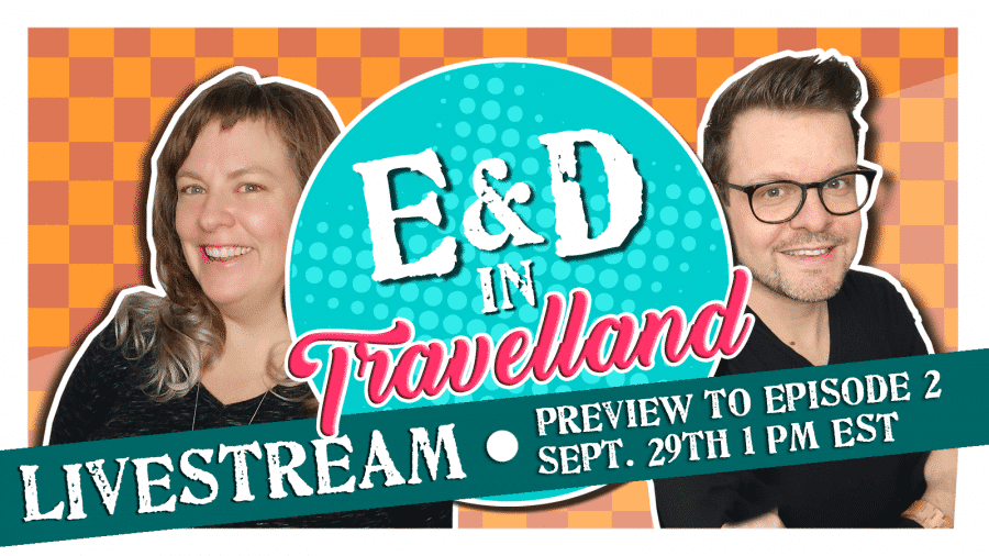 E & D in Travellland