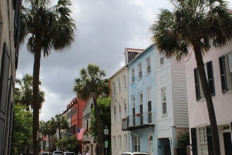 Charleston Travel in November