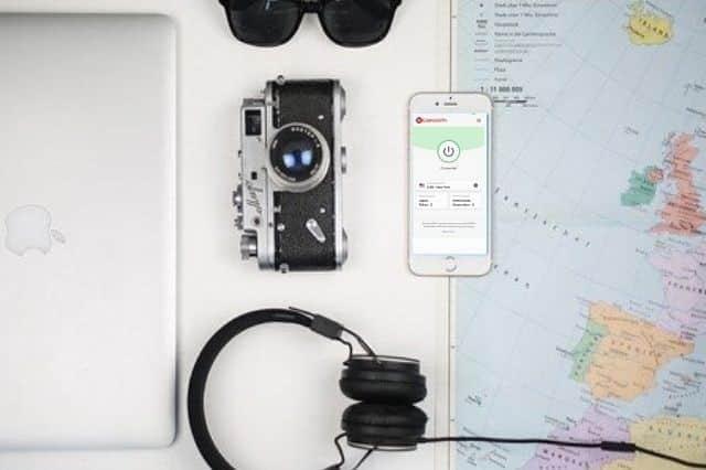 VPN for traveling