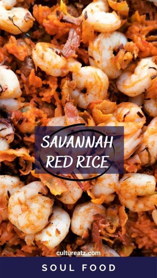 Savannah Red Rice Recipe