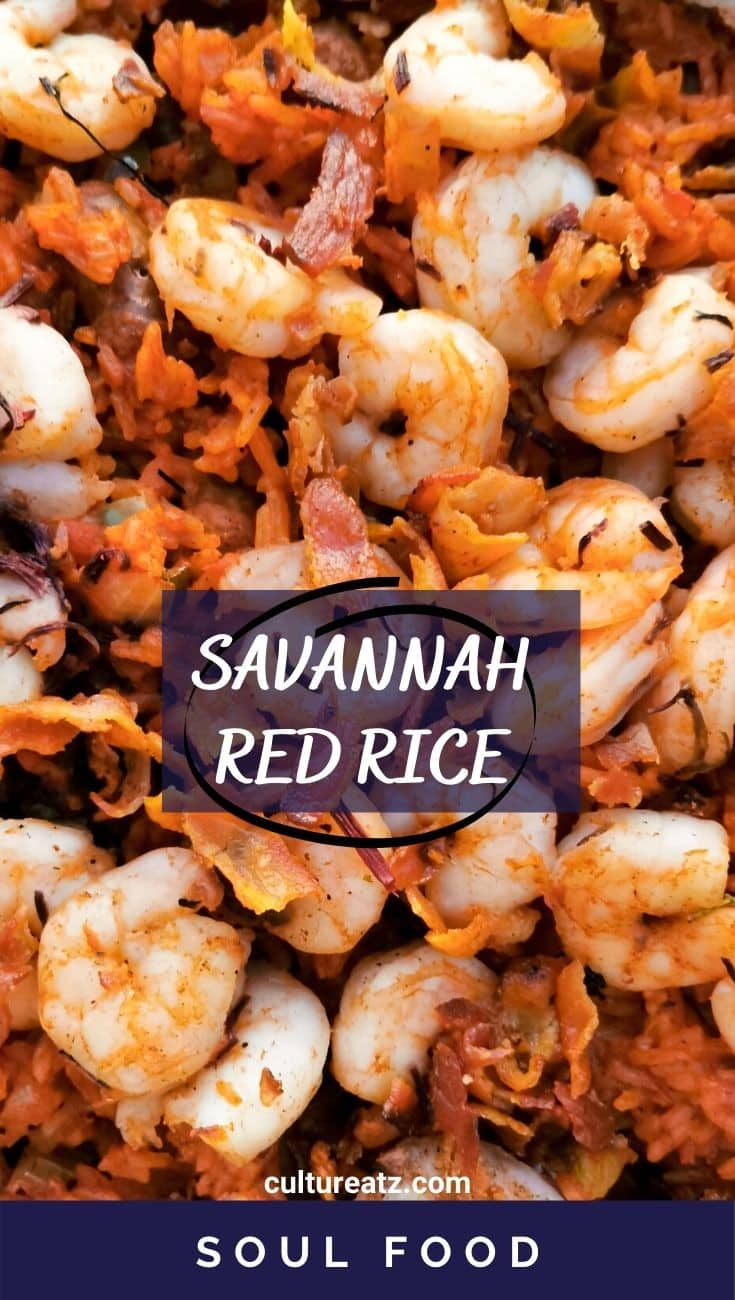 Savannah Red Rice Recipe