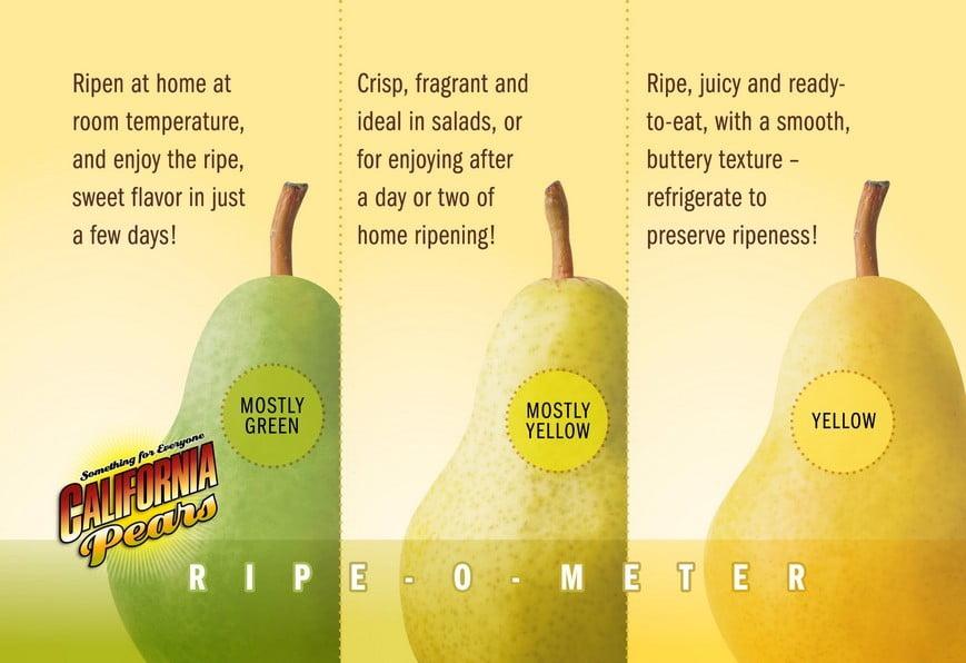 Pear RipeOmeter